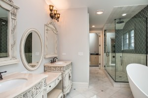 Bathrooms - Custom Home Builders Construction Company