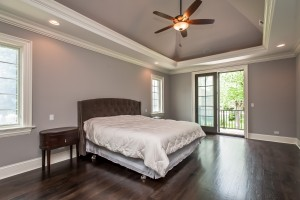 Bedrooms - Custom Home Builders Construction Company
