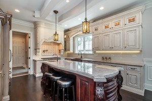 Kitchens - Custom Home Builders Construction Company