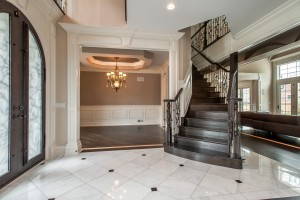 Staircases - Custom Home Builders Construction Company