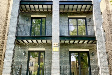 Chicago West Rogers park by Custom Home Builders: New Construction.