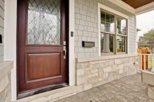 Exterior, Front Door