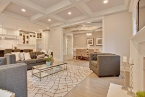 Family Room Living Space, Interior