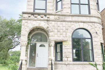 Grey Stone Chicago by Custom Home Builders: New Construction.