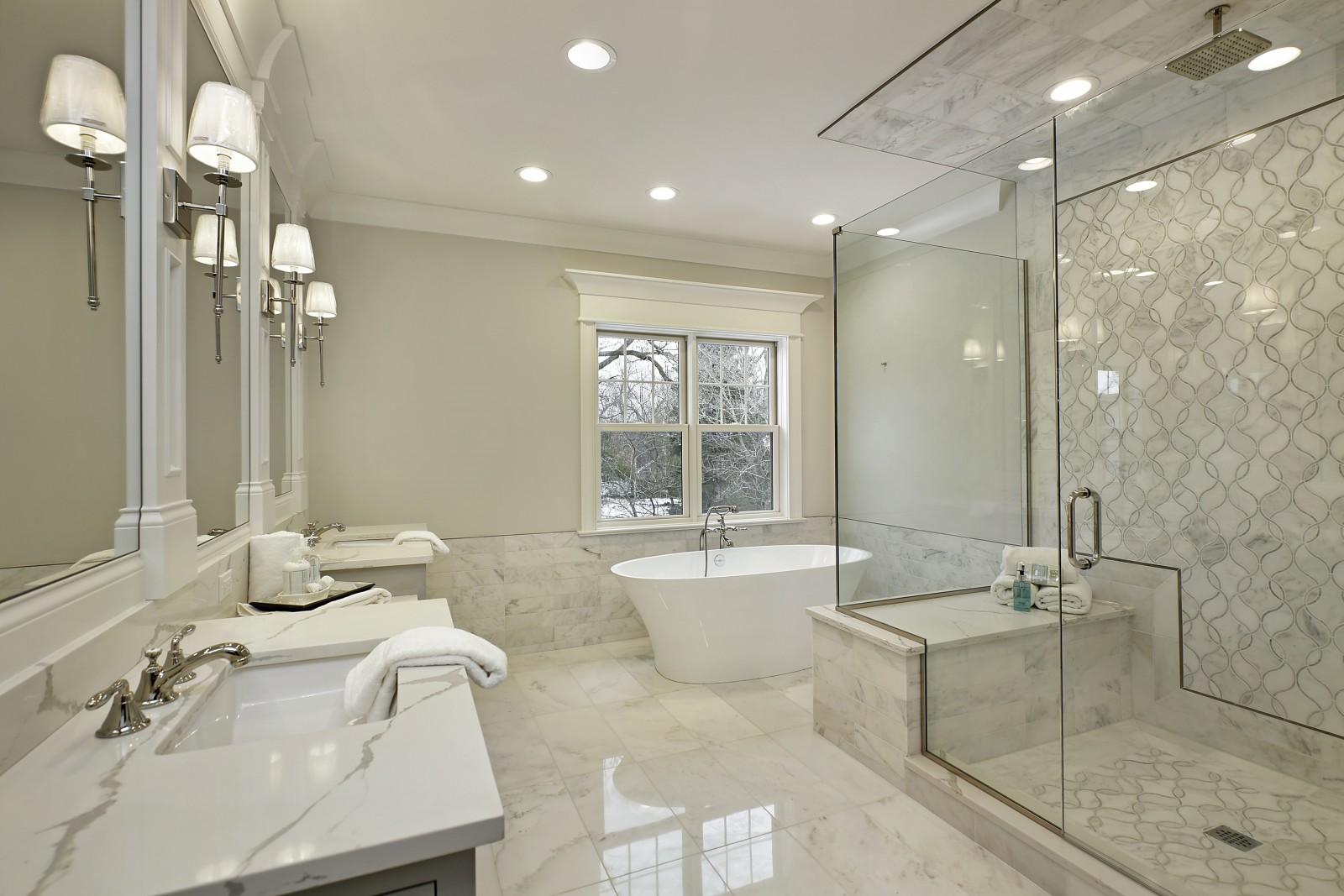 Chicagoland illinois custom home builders custom home for Nantucket style bathrooms