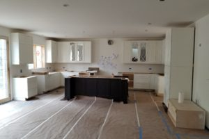 New Construction Custom Home in Skokie – Kitchen In
