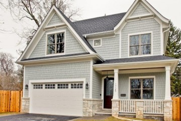 Exclusive Nantucket Home, Highland Park, IL by Custom Home Builders: New Construction.