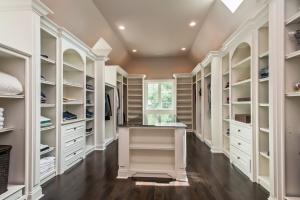 Master Closet Special Living Space, Interior