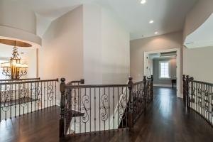 Upstair Hallway Living Space, Interior