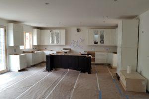 New Construction Custom Home in Skokie – Kitchen In
